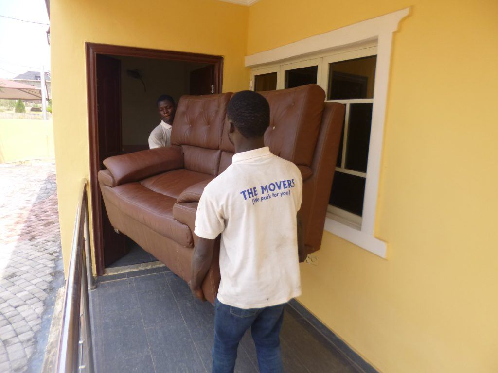 Propery Movers in Lagos